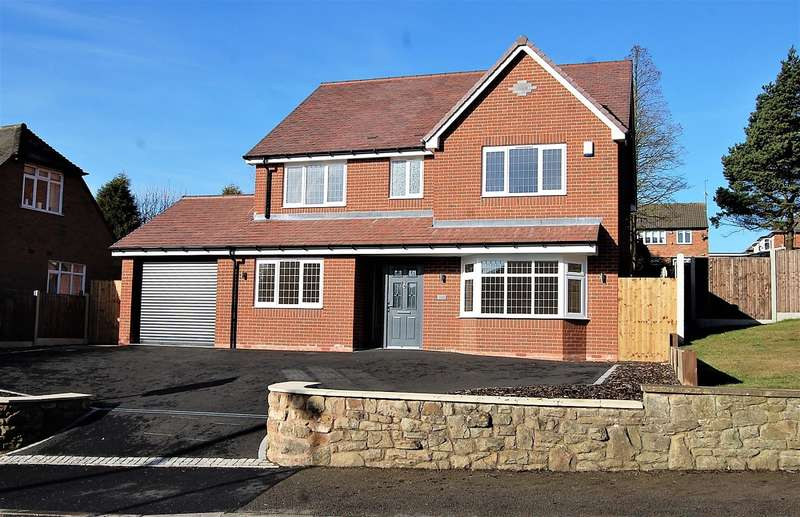 4 Bedrooms Detached House for sale in Cotwall End Road, Sedgley, DY3 3YQ
