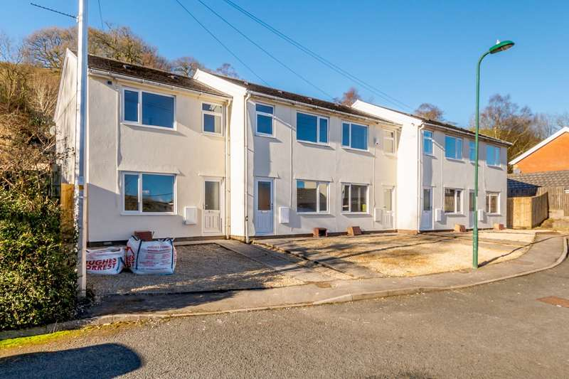 3 Bedrooms Terraced House for sale in Brynllys, Ebbw Vale, NP23