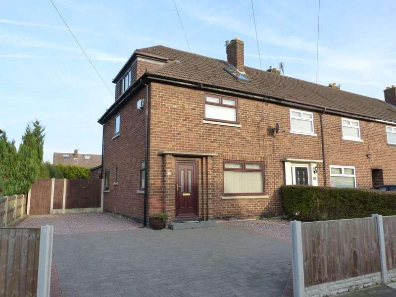 3 Bedrooms Terraced House for sale in Parker Crescent, Ormskirk, L39