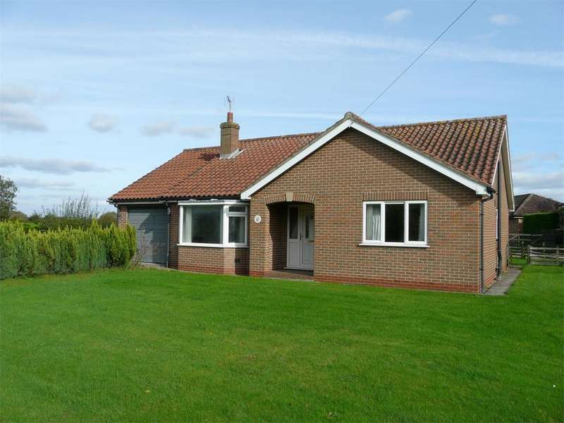 2 Bedrooms Detached Bungalow for sale in South End, Seaton Ross, York