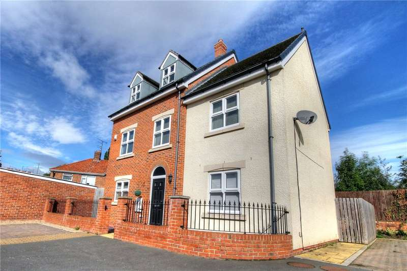 5 Bedrooms Detached House for sale in The Manse, Chester Le Street, Co Durham, DH3