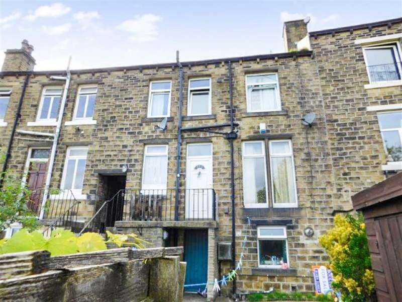3 Bedrooms House for sale in Branch Street, Paddock, Huddersfield