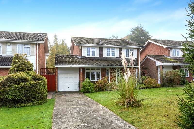 4 Bedrooms Detached House for rent in Grove Wood Hill, Coulsdon CR5