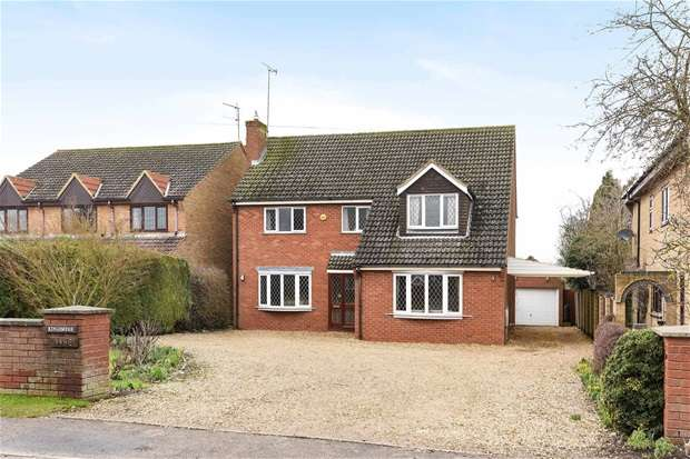 4 Bedrooms Detached House for sale in Rushden Road, Wymington