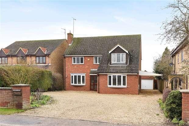 4 Bedrooms Detached House for sale in Rushden Road, Wymington