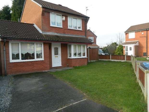 3 Bedrooms Detached House for sale in Gainsborough Close, Liverpool, L12