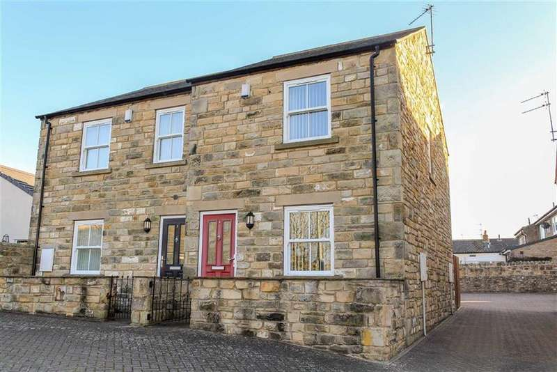 3 Bedrooms Semi Detached House for sale in Bowes Way, Startforth, County Durham