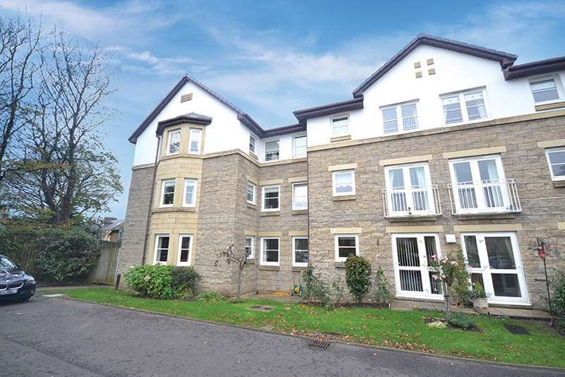 1 Bedroom Retirement Property for sale in 22 Dalblair Court, Ayr, KA7 1UJ