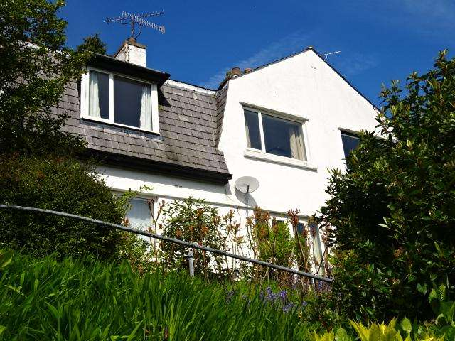3 Bedrooms Semi Detached House for sale in UPPER GARTH ROAD, BANGOR LL57