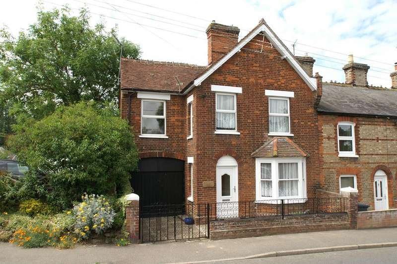 3 Bedrooms Unique Property for sale in Station Road, Long Melford, Sudbury CO10
