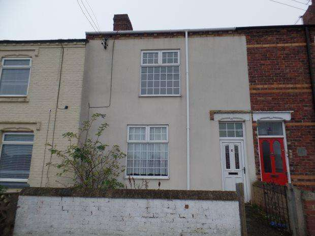 3 Bedrooms Terraced House for sale in SOUTH TERRACE, HORDEN, PETERLEE AREA VILLAGES
