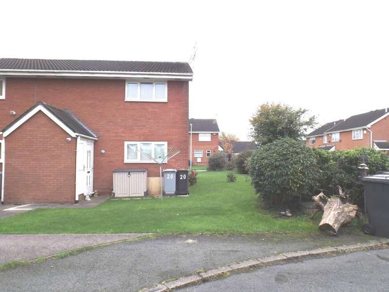 1 Bedroom Apartment Flat for sale in Holbury Close, Coppenhall