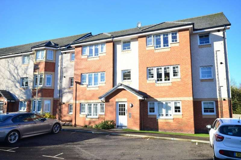 2 Bedrooms Apartment Flat for sale in Cooper Crescent, Hamilton, South Lanarkshire, ML3 7FT