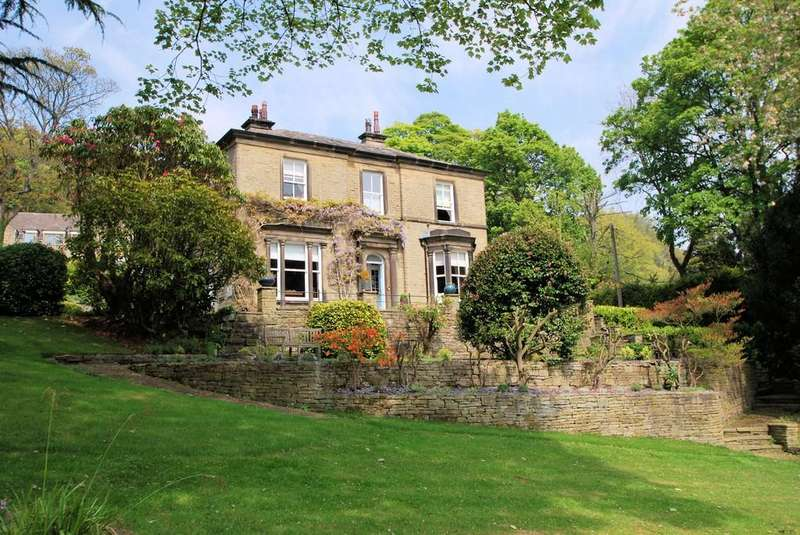 7 Bedrooms Manor House Character Property for sale in Upperthong Lane, Holmfirth