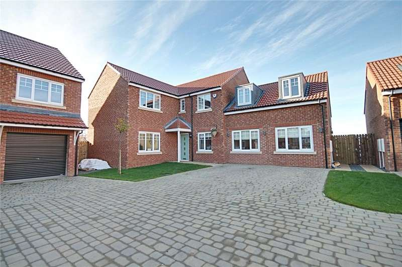 5 Bedrooms Detached House for sale in Fosse Court, Ingleby Barwick