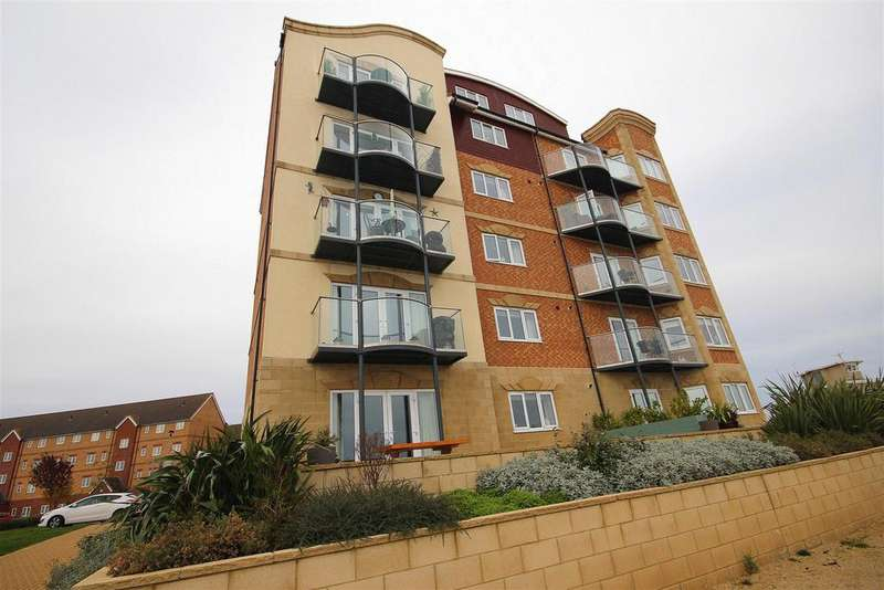 2 Bedrooms Apartment Flat for sale in Mansion House, Marina, Hartlepool