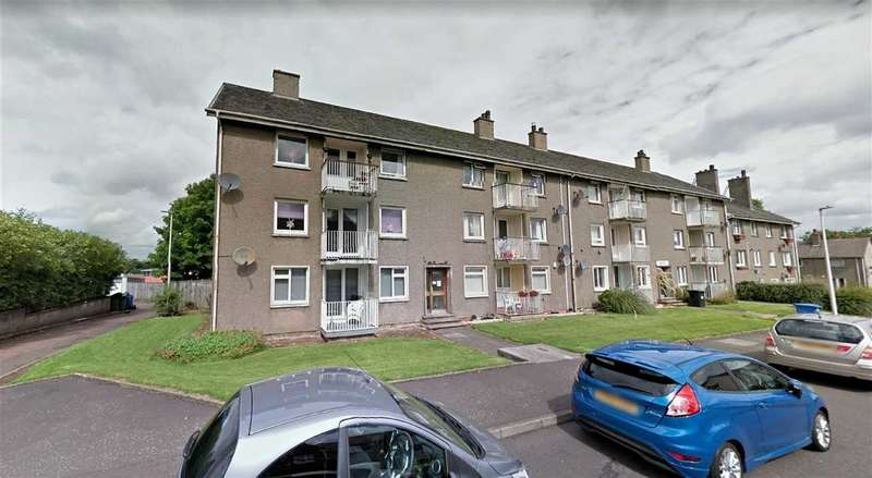 2 Bedrooms Apartment Flat for sale in Robertson Drive, Calderwood, EAST KILBRIDE