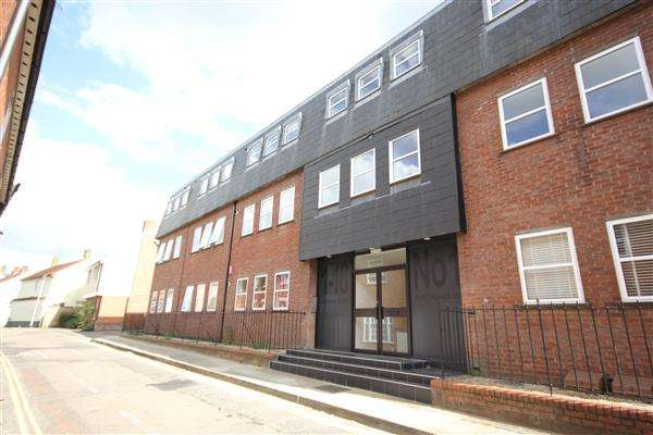 1 Bedroom Apartment Flat for rent in Wickham House, Northgate Street, Colchester