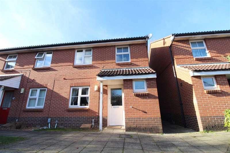 3 Bedrooms Semi Detached House for sale in Talmash Gardens, Ipswich