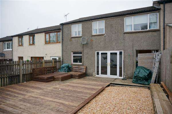 3 Bedrooms Terraced House for sale in Cedar Road, Cumbernauld