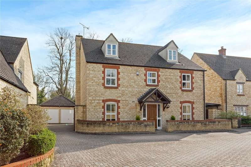 5 Bedrooms Detached House for sale in Oxford Road, Kingston Bagpuize, Abingdon, OX13
