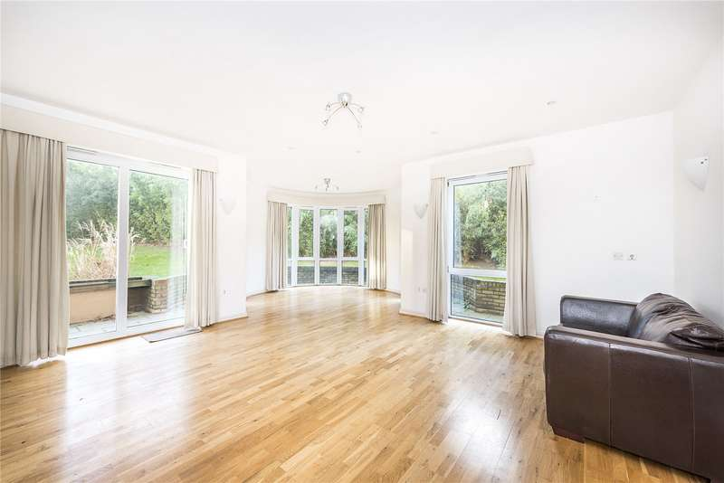 2 Bedrooms Flat for sale in Melliss Avenue, Richmond, Surrey, TW9