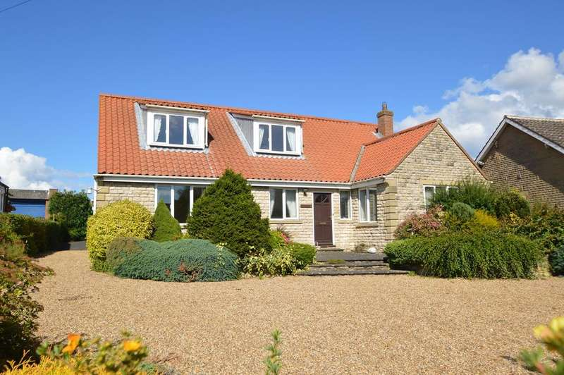 4 Bedrooms Detached Bungalow for sale in High Back Side, Middleton, Pickering YO18