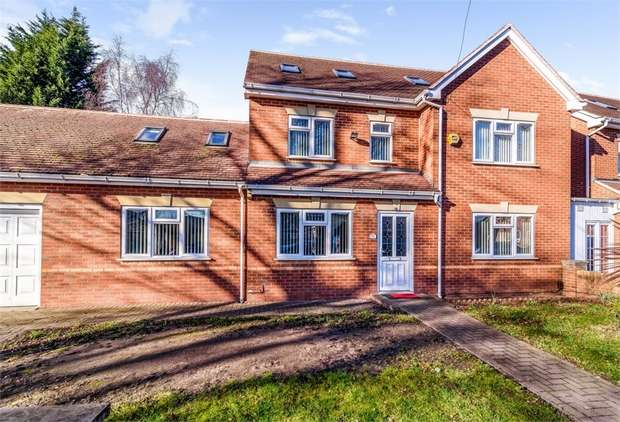 7 Bedrooms Detached House for sale in Brockhurst Road, Birmingham, West Midlands