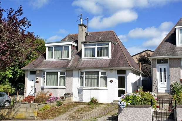2 Bedrooms Semi Detached House for sale in Donbank Terrace, Aberdeen