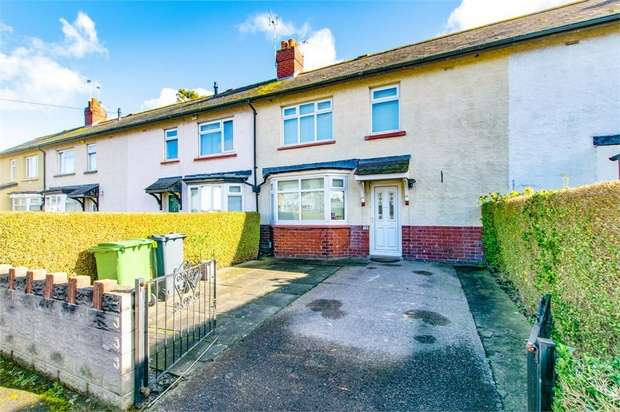 2 Bedrooms Terraced House for sale in Craigmuir Road, Cardiff, South Glamorgan