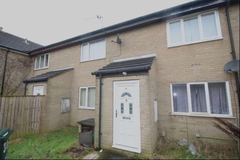 1 Bedroom Flat for sale in Acaster Drive, Low Moor, Bradford, BD12