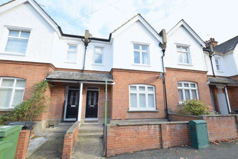 2 Bedrooms Terraced House for sale in Salisbury Road, Maidstone, ME14 2TY
