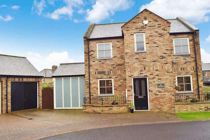 3 Bedrooms Detached House for sale in The Orchard, Acomb