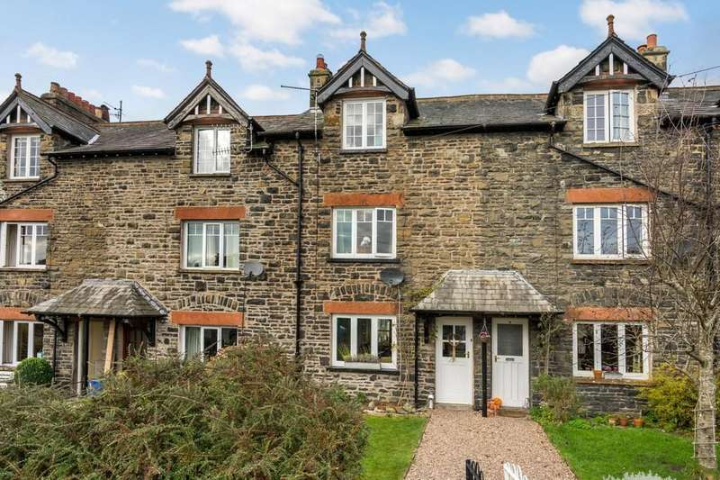 3 Bedrooms Terraced House for sale in Guldrey Terrace, Sedbergh, Cumbria
