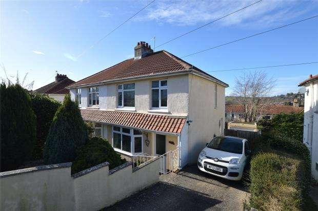 3 Bedrooms Semi Detached House for sale in Silverwood Avenue, Newton Abbot, Devon