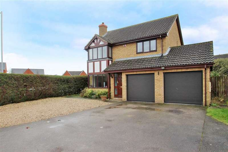 4 Bedrooms Detached House for sale in Randall Close, Kesgrave, Ipswich
