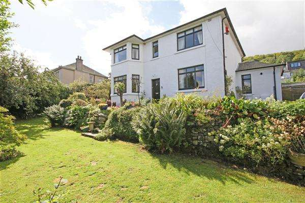 4 Bedrooms Detached House for sale in Inverasdale, Paterson Street, Galashiels