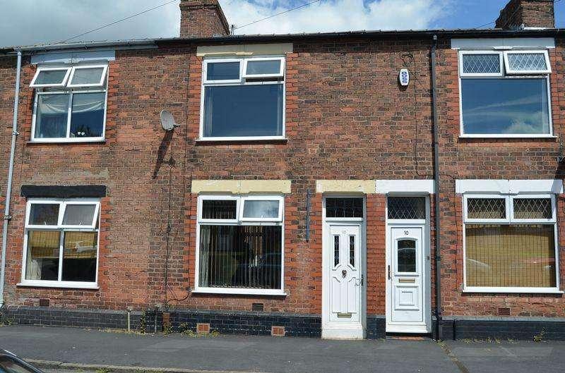 2 Bedrooms Terraced House for sale in Queens Road, Runcorn