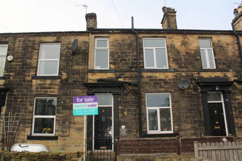 2 Bedrooms Terraced House for sale in Poplar Square, Farsley, LS28