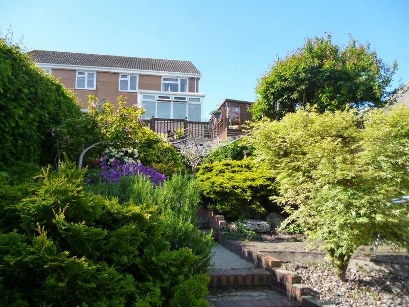 4 Bedrooms Semi Detached House for sale in Moordown