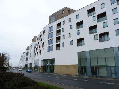 2 Bedrooms Flat for sale in Dara House, 50 Capitol Way, London