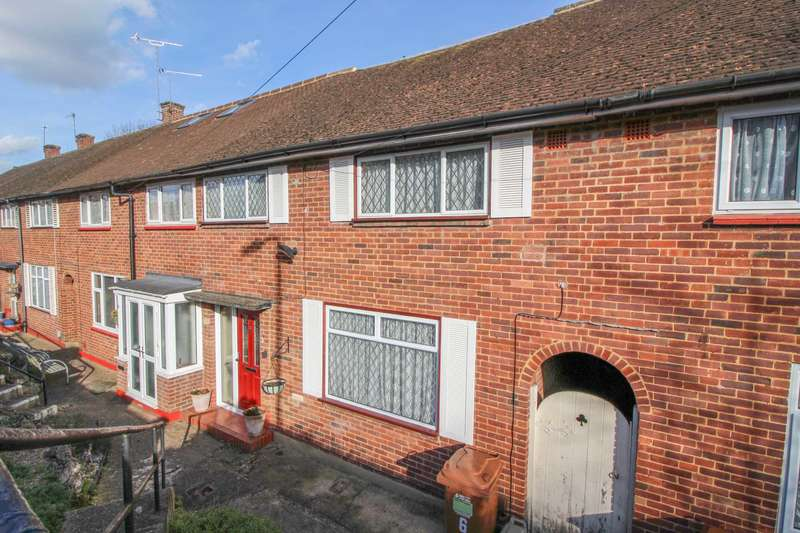 4 Bedrooms Terraced House for sale in Longcliff Path, South Oxhey