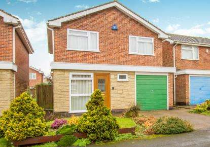 3 Bedrooms Detached House for sale in Cornwallis Avenue, Leicester, Leicestershire