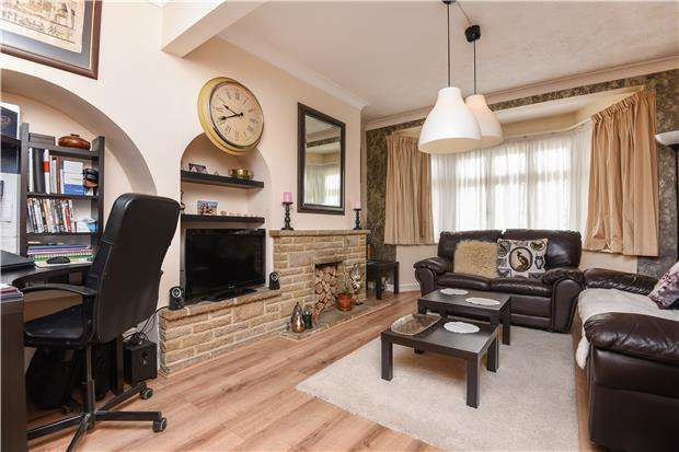 3 Bedrooms Terraced House for sale in Cambridge Road, Mitcham, Surrey, CR4