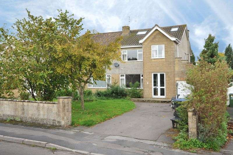 4 Bedrooms Property for sale in Round Barrow Close Colerne, Chippenham