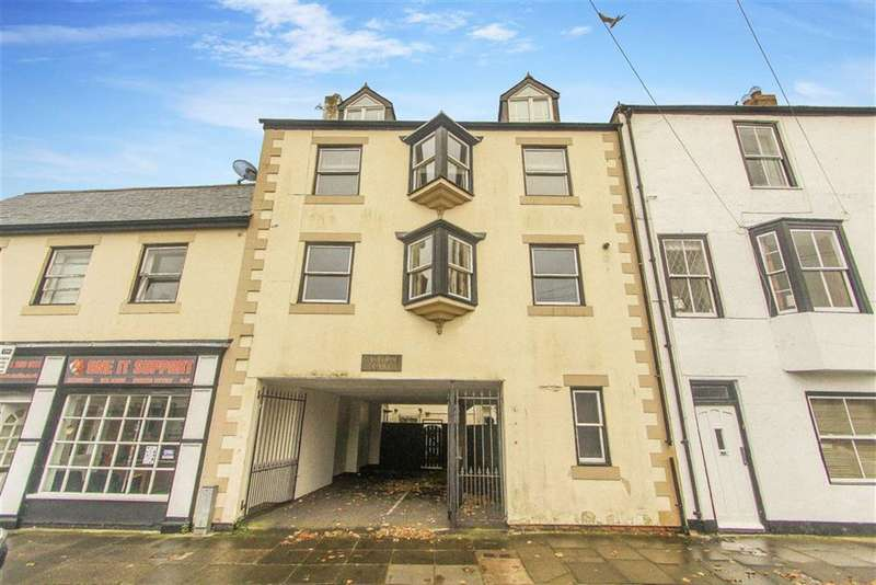 3 Bedrooms Flat for sale in Lovelady Court, Tynemouth, Tyne And Wear