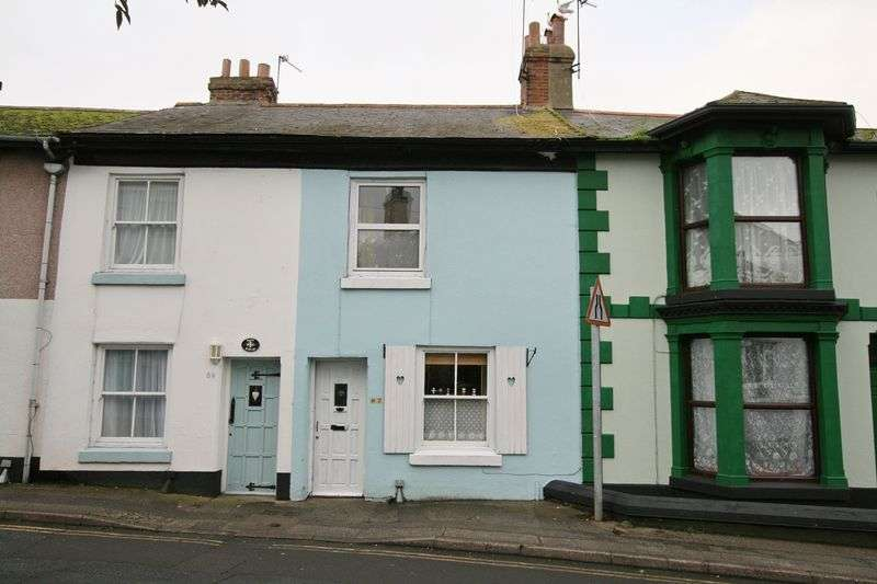 2 Bedrooms Property for sale in Drew Street, Brixham
