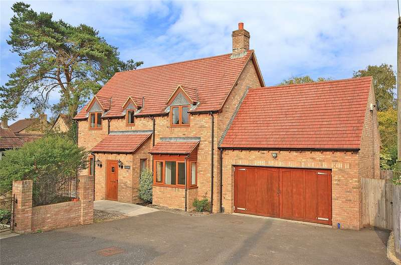 4 Bedrooms Detached House for sale in Pottery Road, Horton, Ilminster, Somerset, TA19