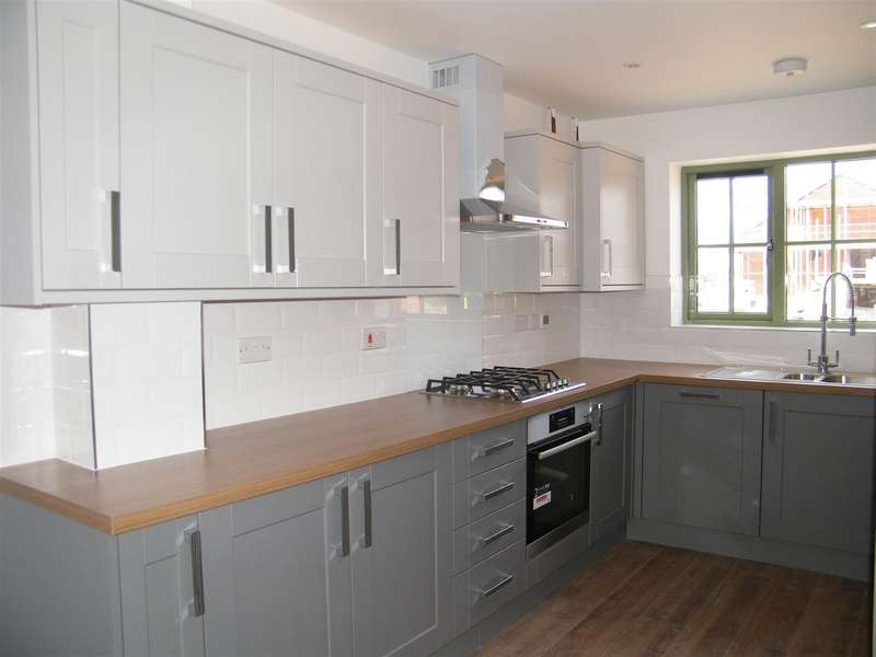 3 Bedrooms Detached House for sale in The Lansdowne, Bell Meadow, Sand Pit lane, Calne
