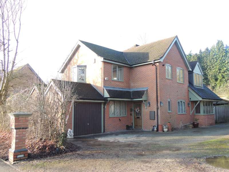 3 Bedrooms Detached House for sale in Station Lane, Lapworth, Solihull, B94 6JH